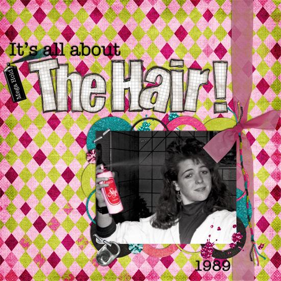 The Hair!