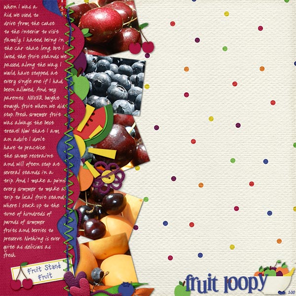 Fruit Loopy