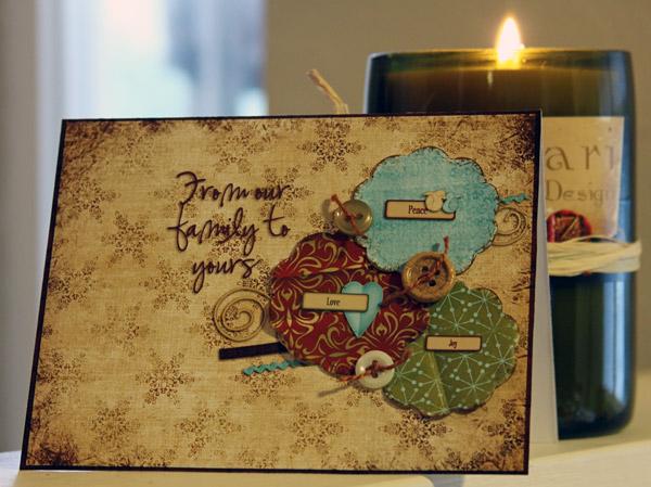 December Sweet Cards