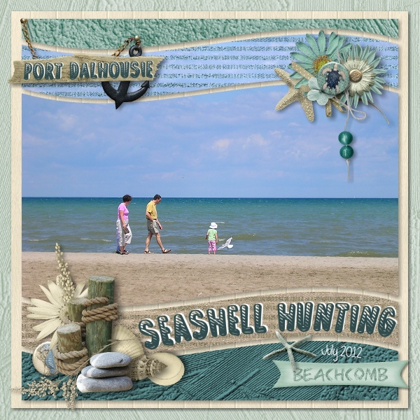 Seashell Hunting
