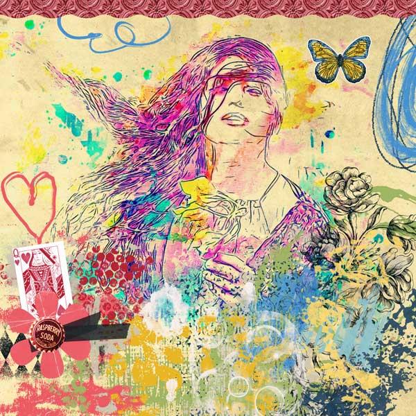 Artsy Bits #2 by Memory Mosaic