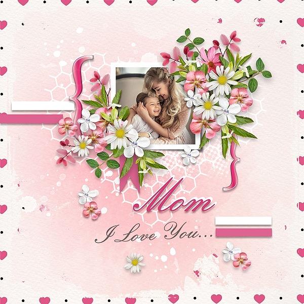 Mom,I Love You