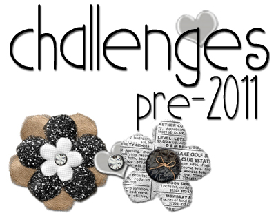 challenges--pre2011