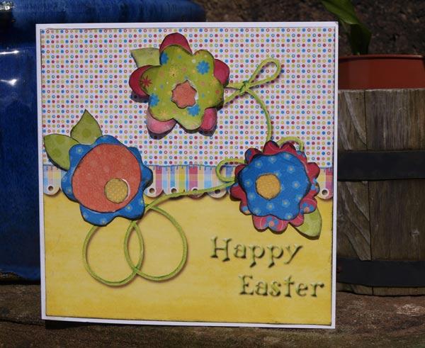 Hybrid flowers - Happy Easter