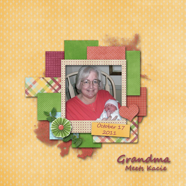 Grandma Meets Kacie