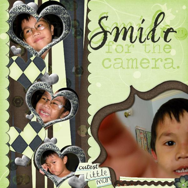 Cutest Little Man