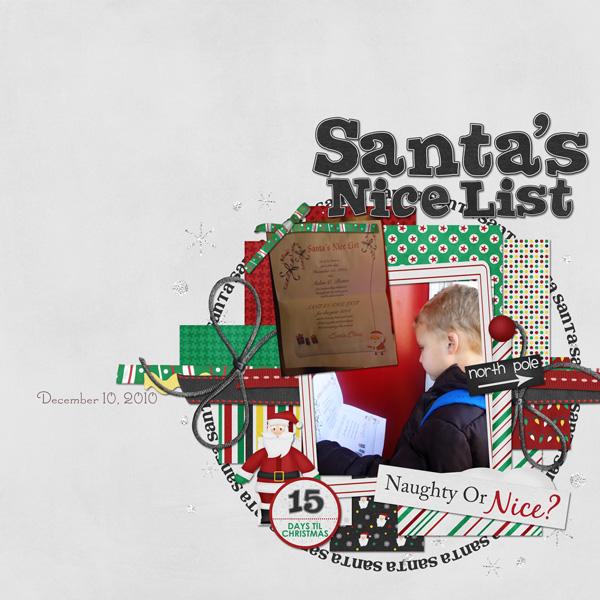 Santa's Nice List