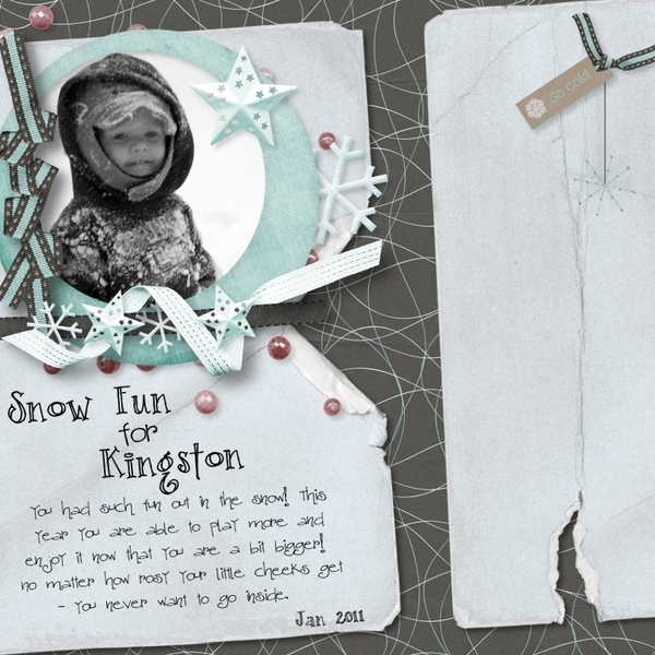 Snow Fun for Kingston