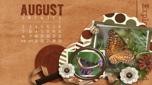 August 2015 desktop