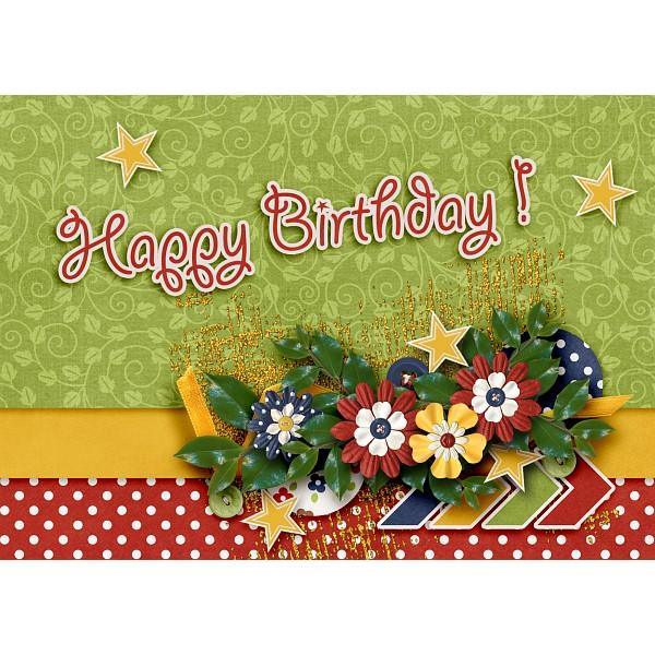 Happy Birthday Card!