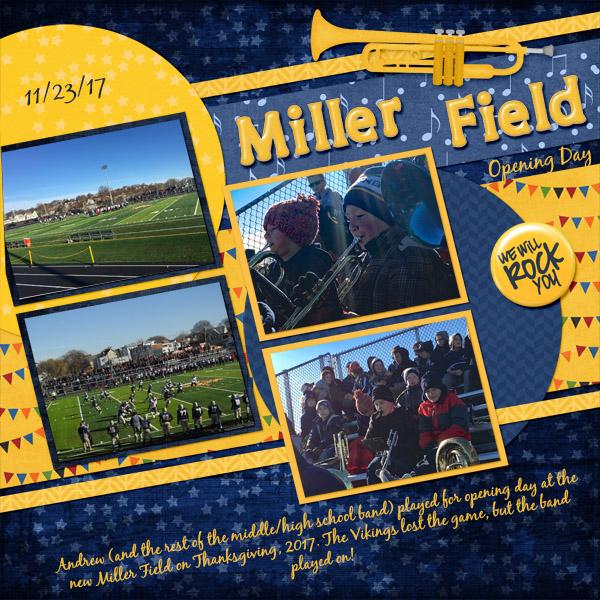 2017 Miller Field