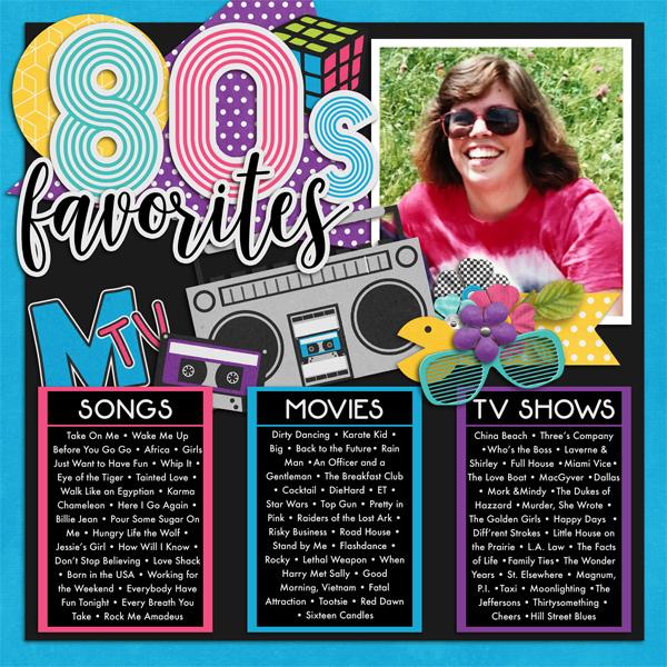 80's Favorites