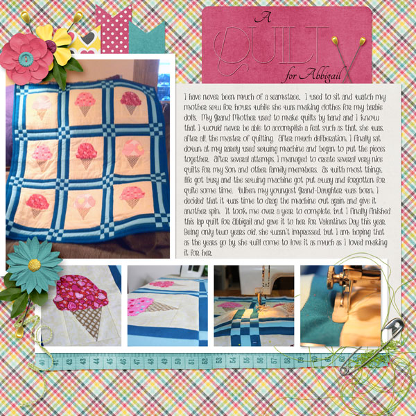 A Quilt for Abigail