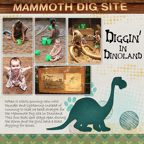 Diggin in Dinoland 2018