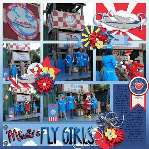 Minnies Fly Girls