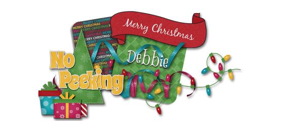 Debbie's December Siggie