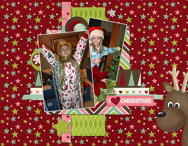 December 2012 Calendar Topper