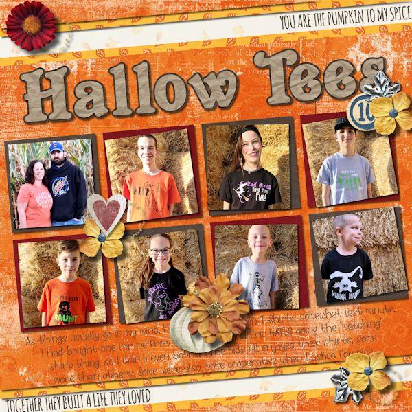 Hallow Tees