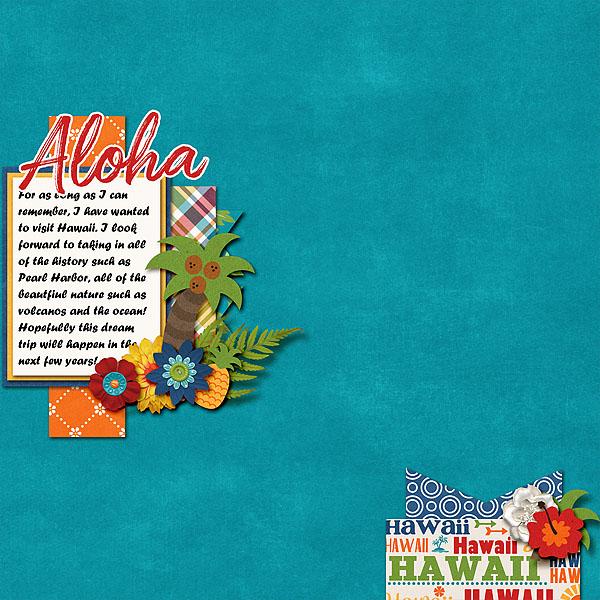 Hawaii Dream Vacation