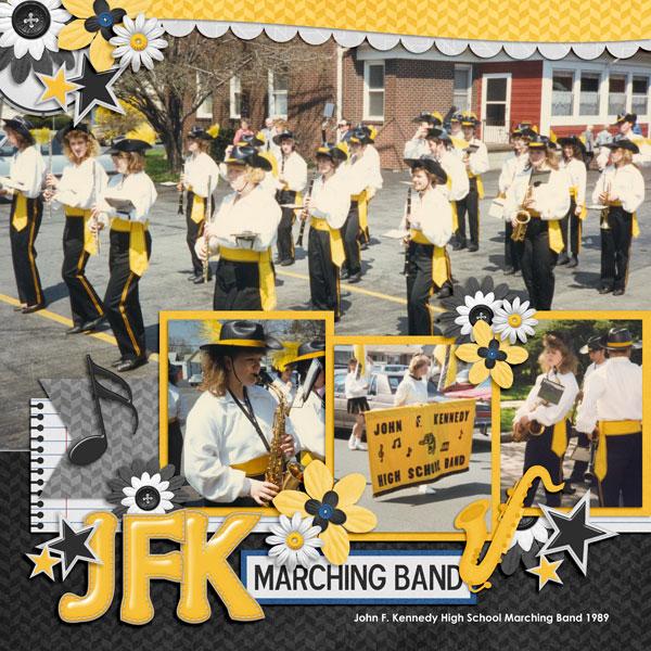 JFK Marching Band