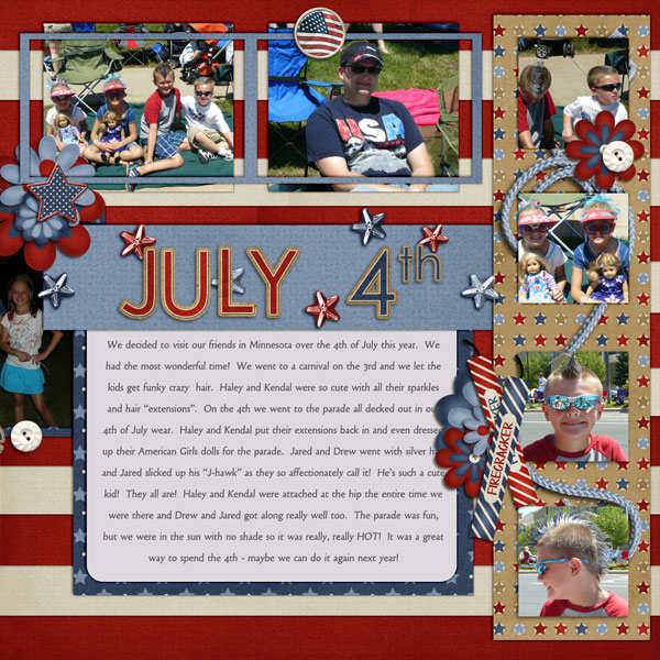 4th of July - right