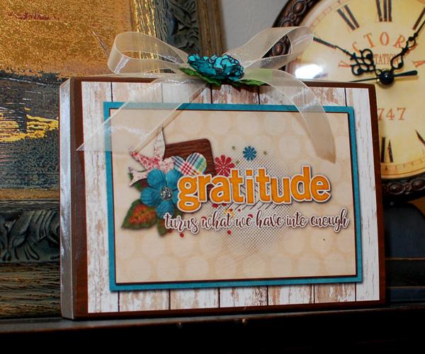 gratitude craft