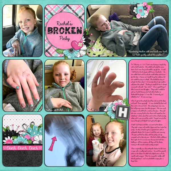 A Broken Pinky