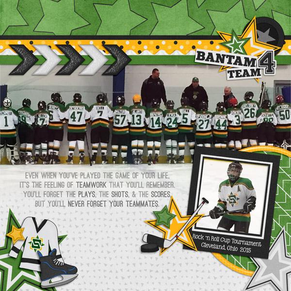 Bantam 4 Team