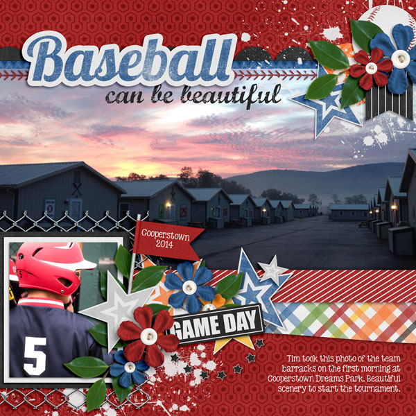 Baseball Can Be Beautiful