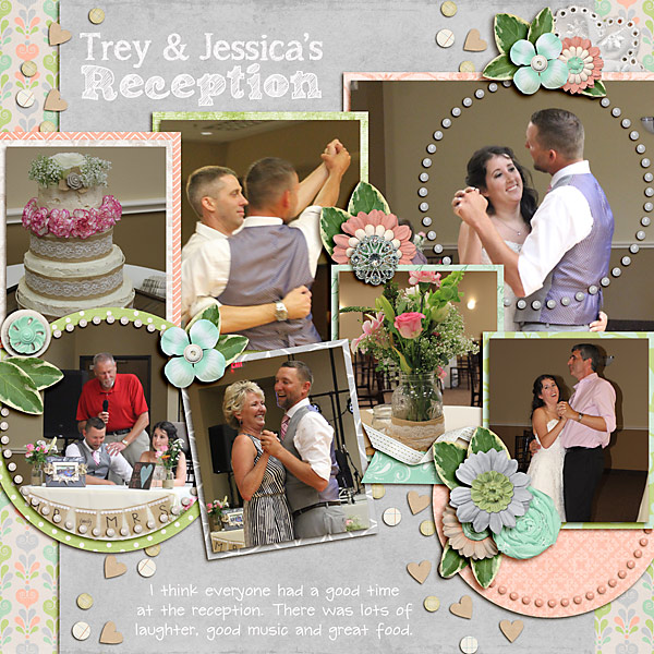 Trey & Jessica's Reception