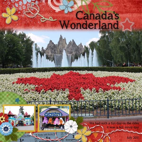 Project 2015 July - Canada's Wonderland