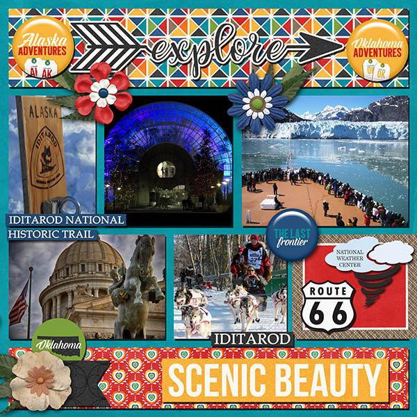 Explore Scenic Beauty