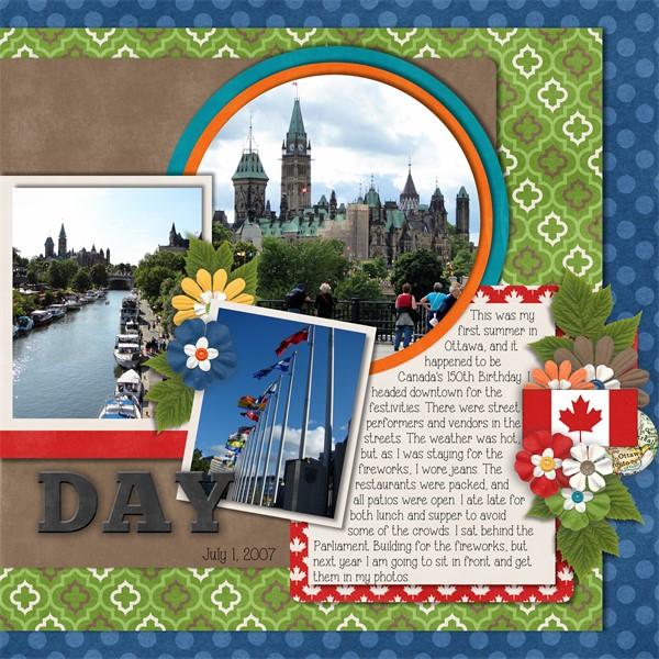 Travelogue Canada 2