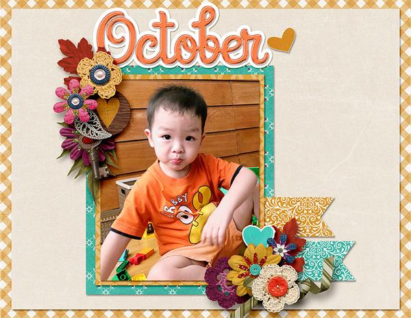 Calendar 2019 - Oct