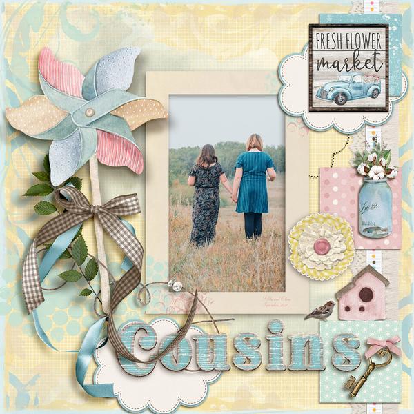 Cousins - Farmhouse Spring