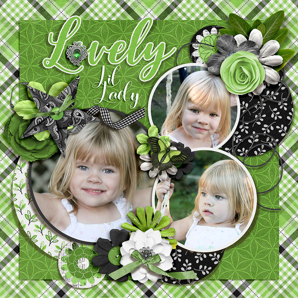 Lovely Lil Lady