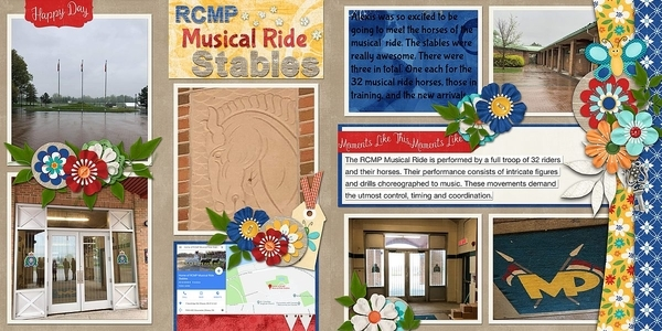 RCMP Musical Ride Stables