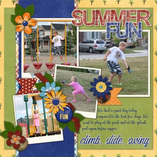 Summer - Play All Day