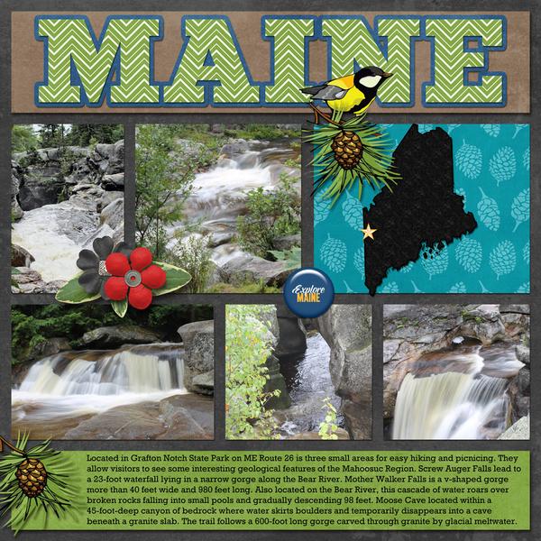 Travelogue - Maine