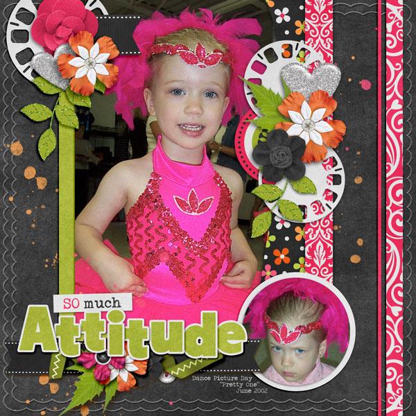 So Much Attitude