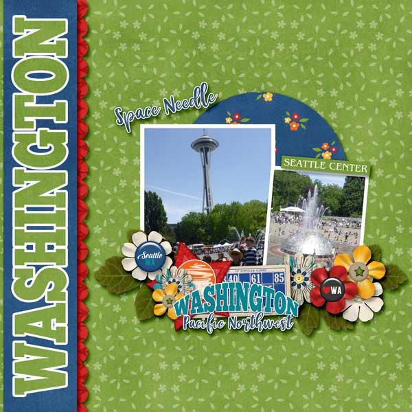 Travelogue Washington
