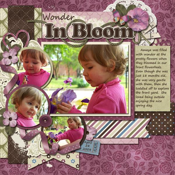 Wonder In Bloom