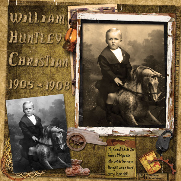 William Huntley Christian