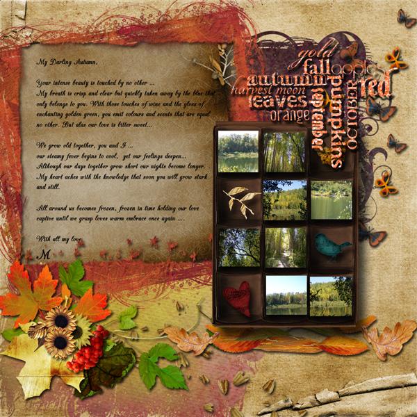 My Darling Autumn