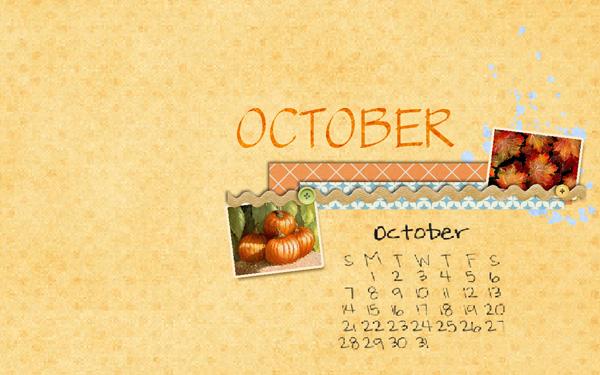 October 2012 Desktop