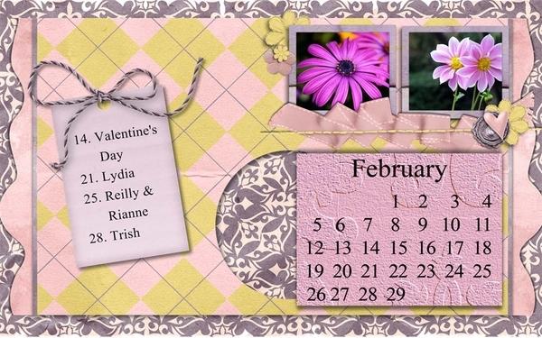 Feb desktop
