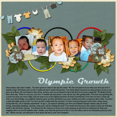 Olympic Growth