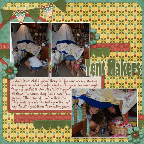tent makers