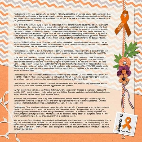 52 topix Week 11 – Multiple Sclerosis, Page 2