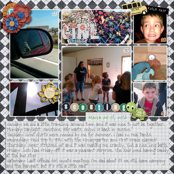 Week 13/52 [2012] - End of an Era